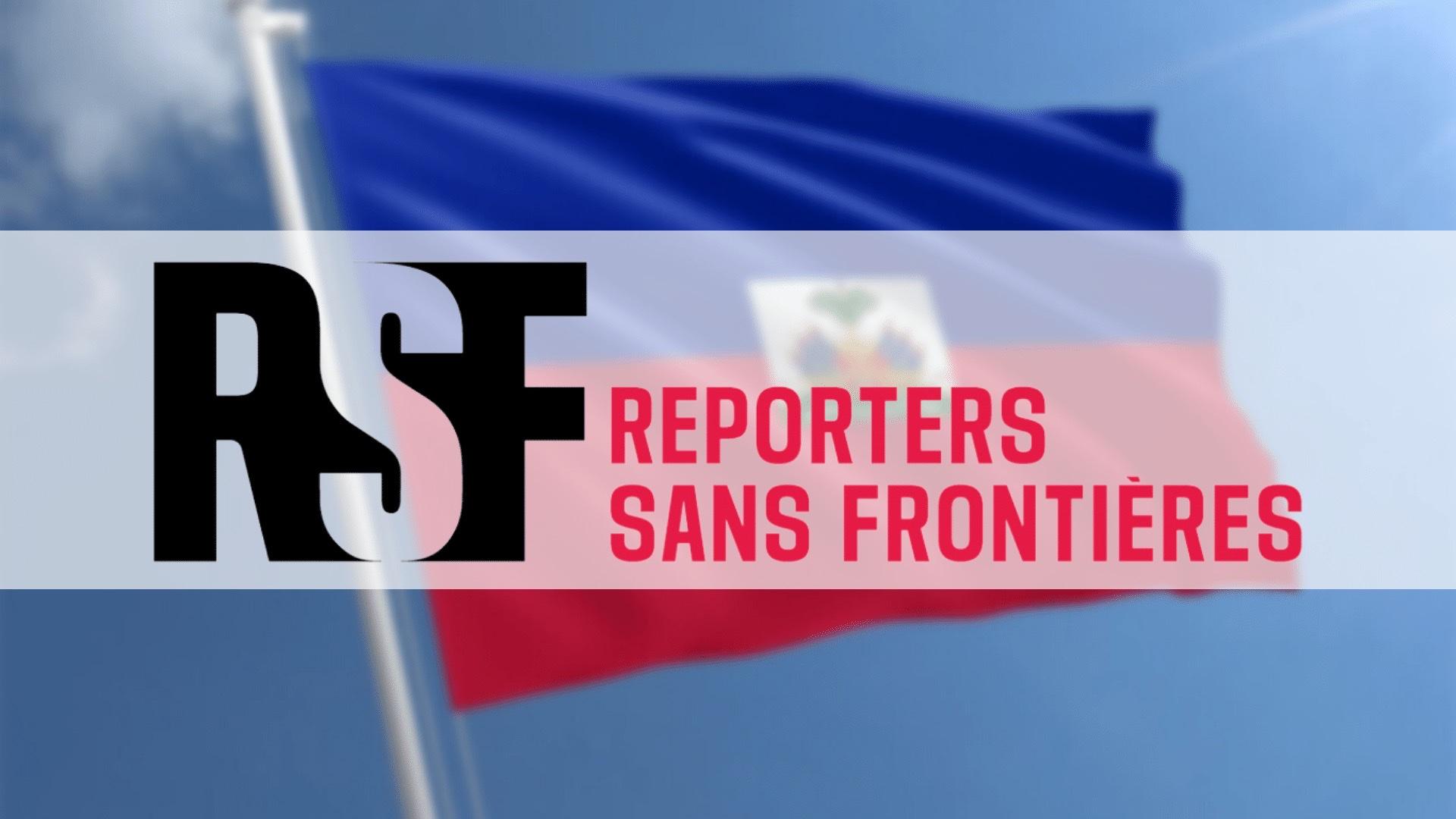 Haïti perd 4 places au classement de la liberté de la presse