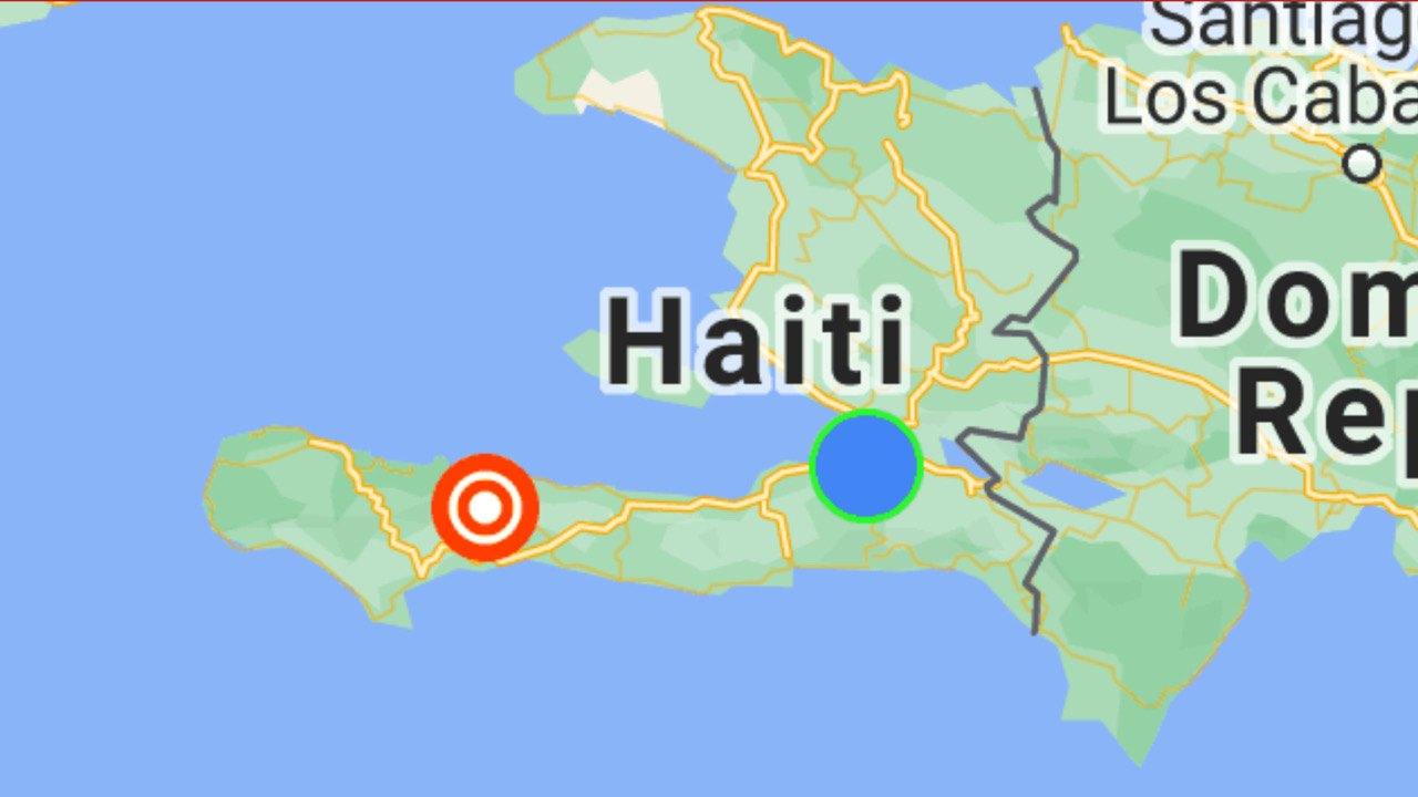 Des secousses sismiques ressenties dans les départements des Nippes et du Sud