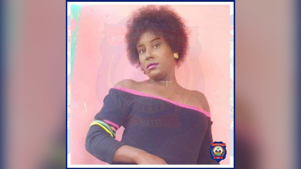 Fanette Dorcé, arrêtée pour avoir simulé son kidnapping
