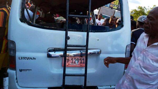 Grave accident de la circulation à l'Arcahaie: 21 morts et une trentaine de blessés