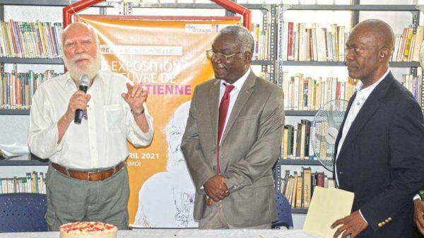Le MCC rend hommage à Franckétienne pour ses 85 ans