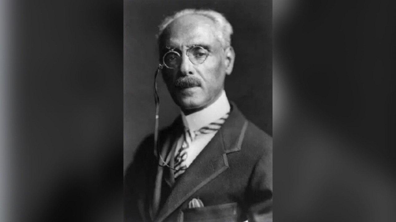 10 Avril 1922: election de Louis Borno à la présidence par le Conseil d'État