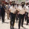 En visite dans les Nippes, Léon Charles défend le bien-être des policiers