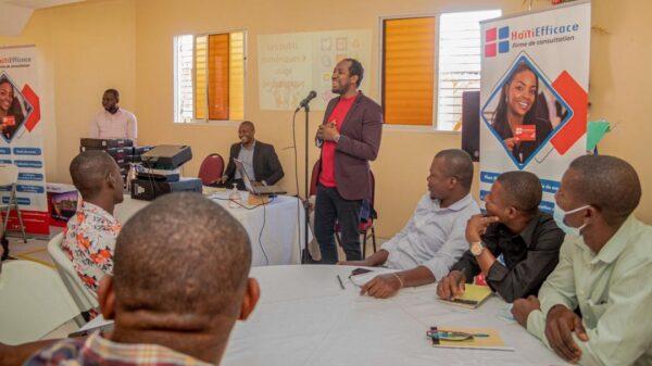 Haïti Efficace: 140 enseignants de la Grand'Anse initiés à l'utilisation des outils numériques