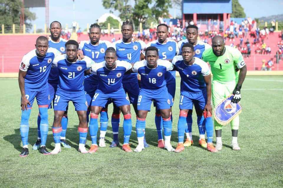 Football: Haïtiparmi les 12 équipes sélectionnées pour la Gold Cup en juillet