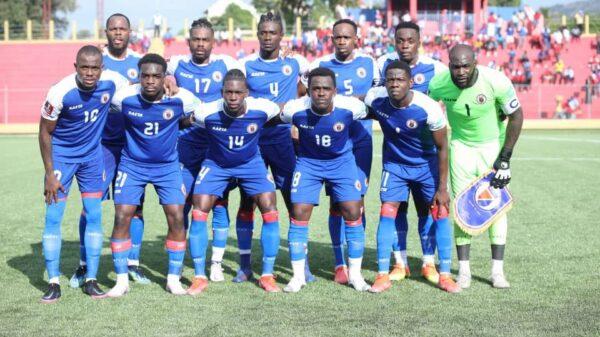 FHF - Federation Haitienne de Football