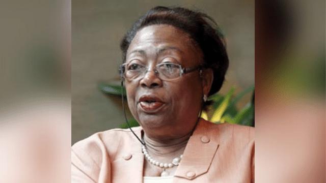 L'ancienne ministre du Commerce Josseline Colimon Féthière est décédée