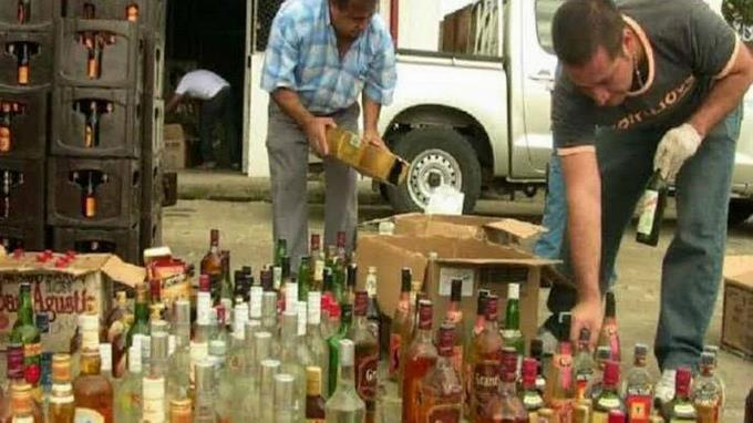 Empoisonnement au méthanol en République Dominicaine, 127 personnes sont mortes