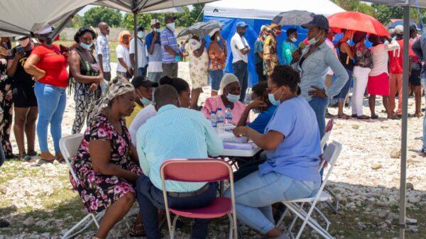 La Fondation Catherine Flon a organisé 3 journées de consultation à l'Arcahaie