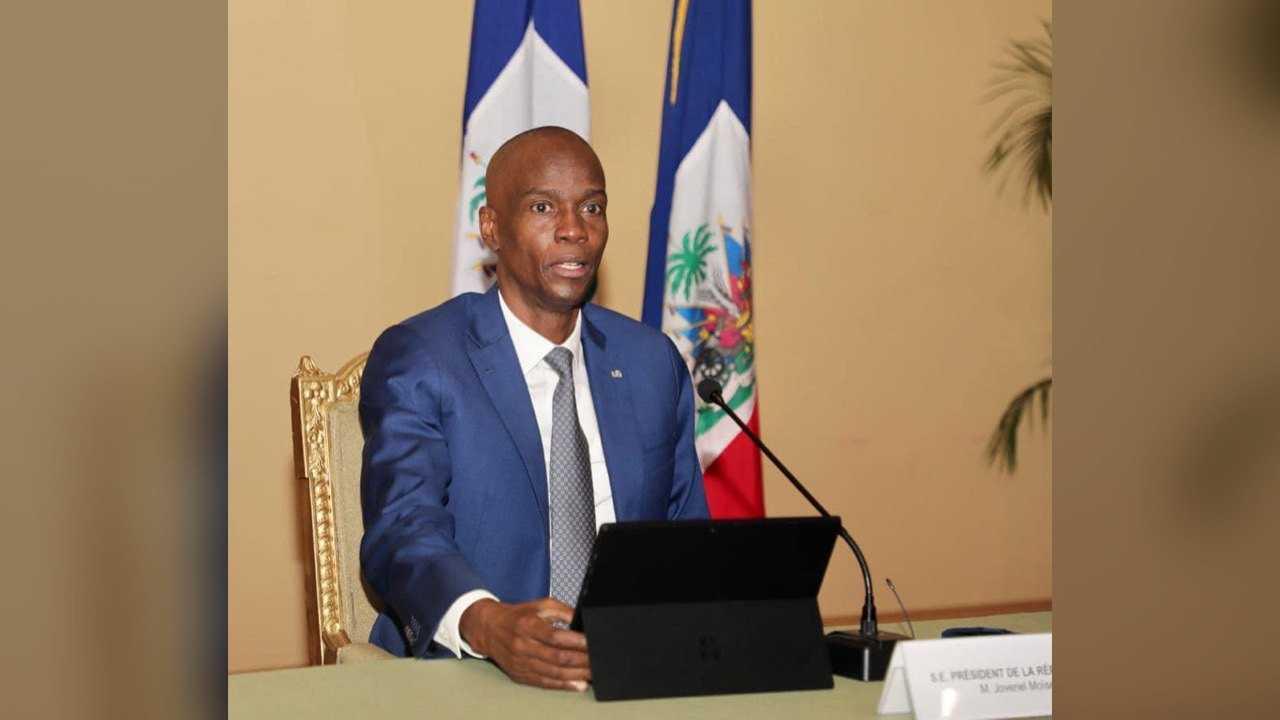 Covid-19: Le président Jovenel Moïse décrète l'etat d'urgence sanitaire pendant 8 jours