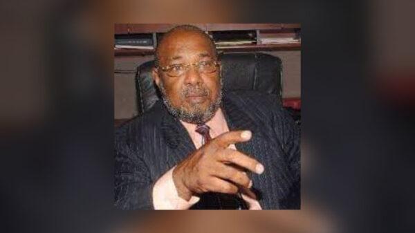 Frantz-Gerard Verret, ancien président du CEP emporté par la COVID-19 à 69 ans