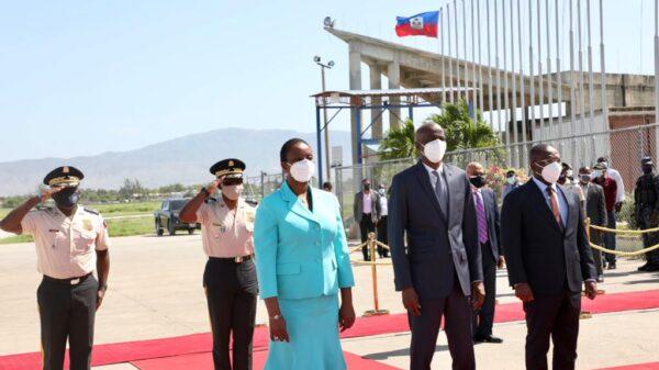 Le président Jovenel Moïse participe à l'investiture de son homologue équatorien