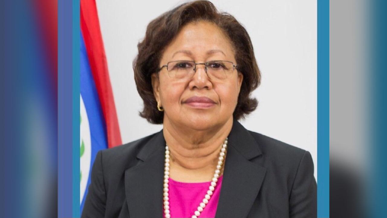 Carla Natalie Barnett, première femme nommée 8e secrétaire générale de la CARICOM