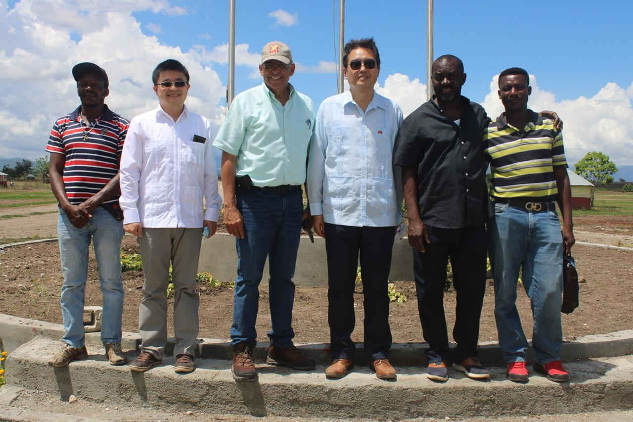 Le projet de zone franche agro-industrielle de Savane-Diane est officiellement lancé