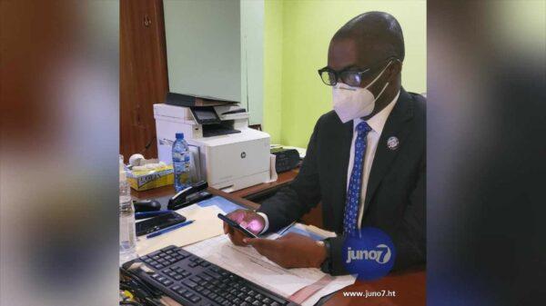 Le directeur général du BMPAD testé positif à la Covid-19, son état de santé est stable