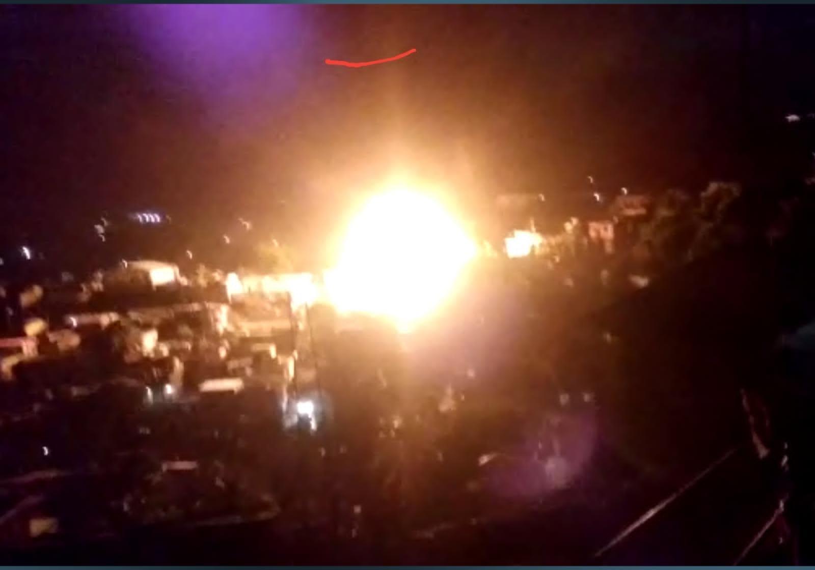 Explosion d'une station de gaz propane à Delmas 32, plusieures victimes à déplorer