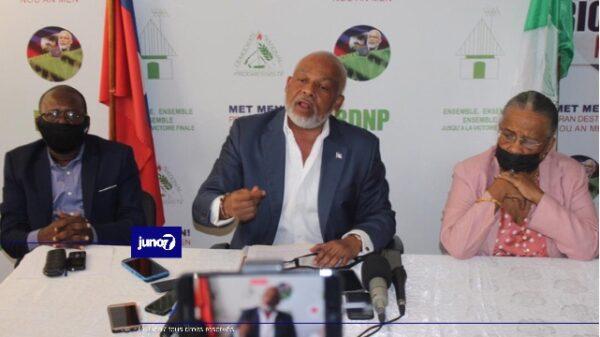 Crise sociopolitique et sanitaire en Haïti: le RDNP se positionne