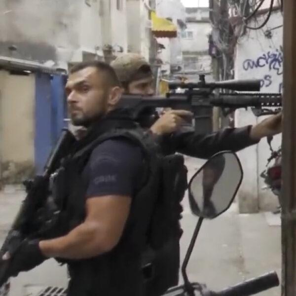 Brésil : une opération antidrogue à Rio fait au moins 25 morts