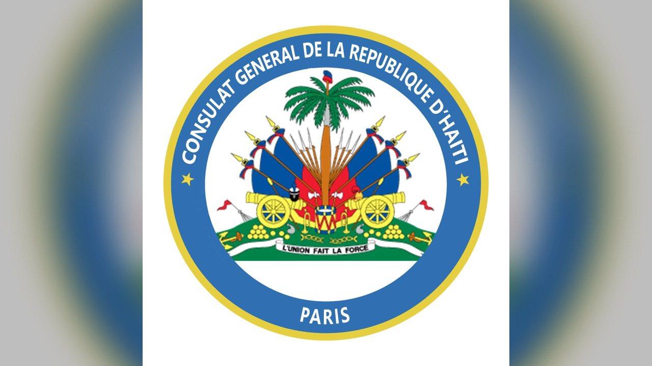 Le consulat général d'Haïti à Paris défend les honneurs de l'ambassadeur Wedlyne François Pierre