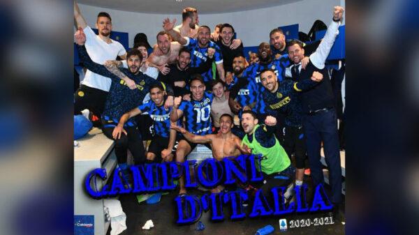 """Inter Milan kanpe """"ejemoni"""" Juventus la nan peyi Itali."""