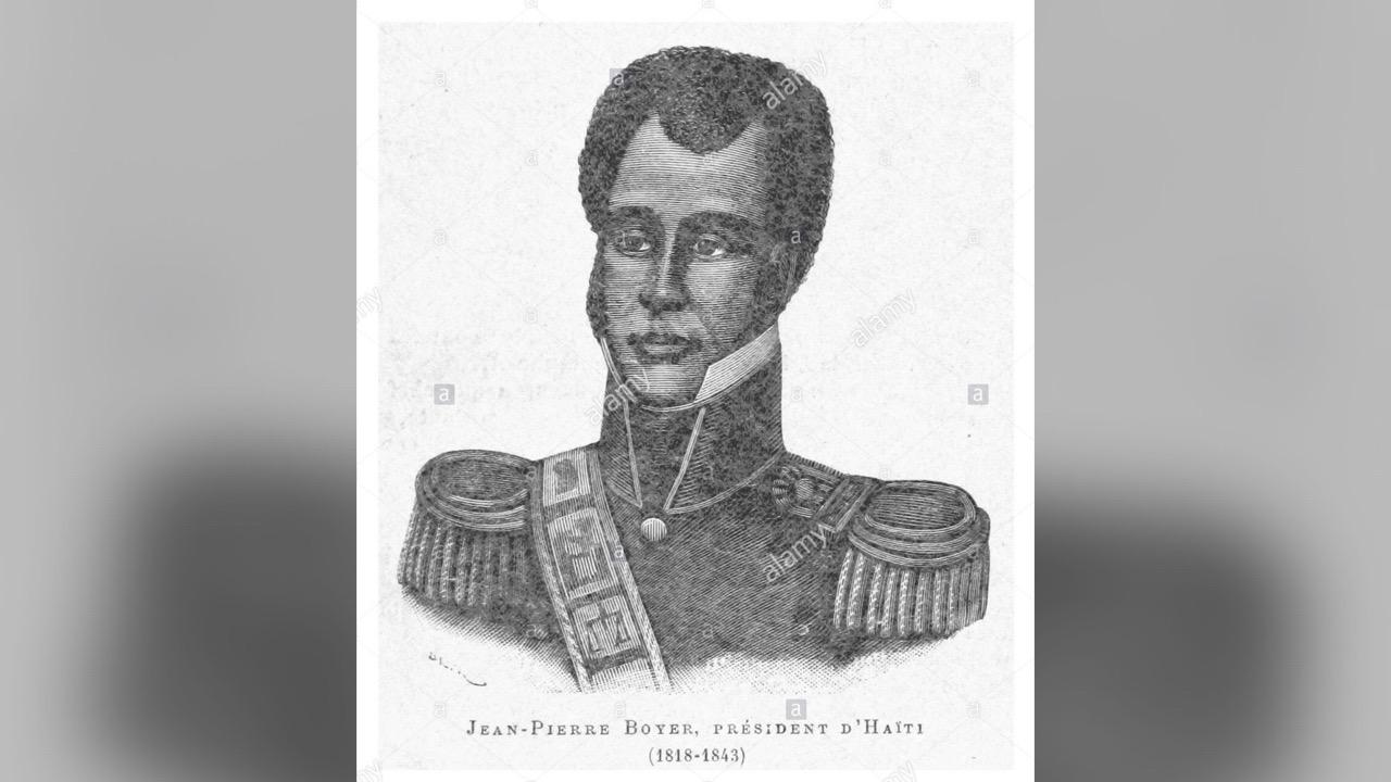 6 mai 1826: signature par Jean-Pierre Boyer du Code Rural d'Haïti