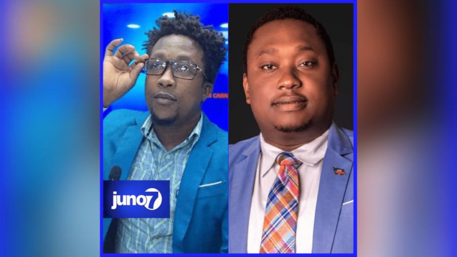 Deux journalistes de Caraïbes FM
