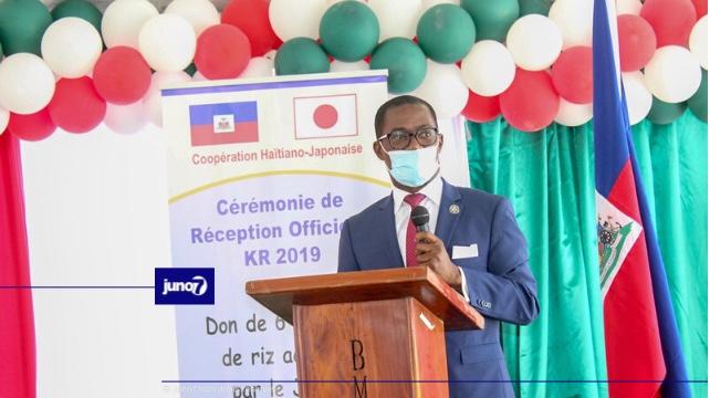 Inadvertance dans un discours du DG Ignace Saint-Fleur: le BMPAD rectifie