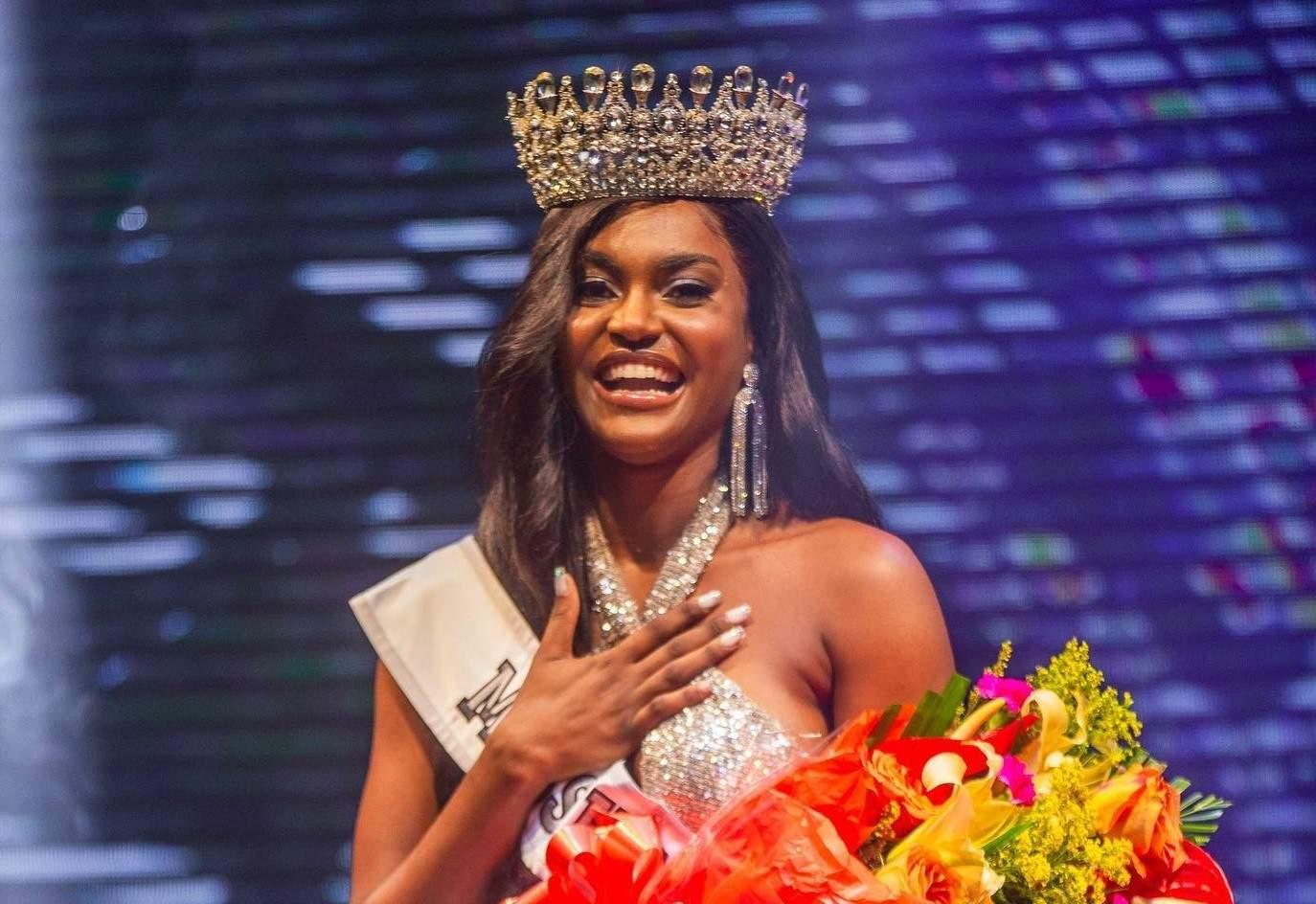 Miss Univers 2021: Eden Berandoive revient sans la couronne