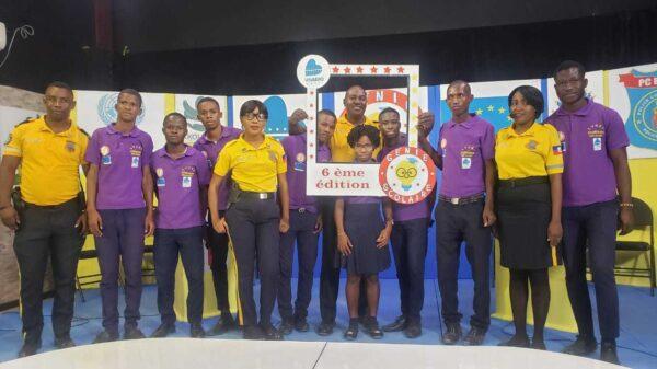 Le lycée Jacques Roumain sacré Champion de la 6ème édition du concours de génie de EDUPOL
