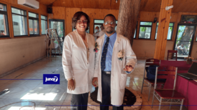 HUEH: Mention très bien pour deux médecins