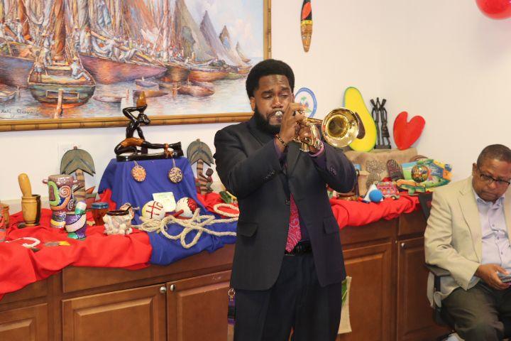 18 mai 2021: le consulat général d'Haiti à Atlanta sensibilise autour du rassemblement et du dialogue