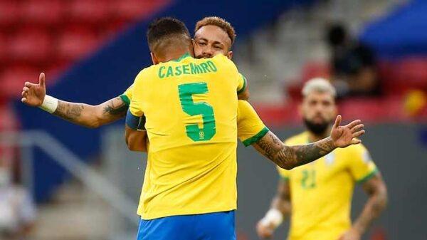 Le Brésil, dans la douleur, s'impose face à la Colombie