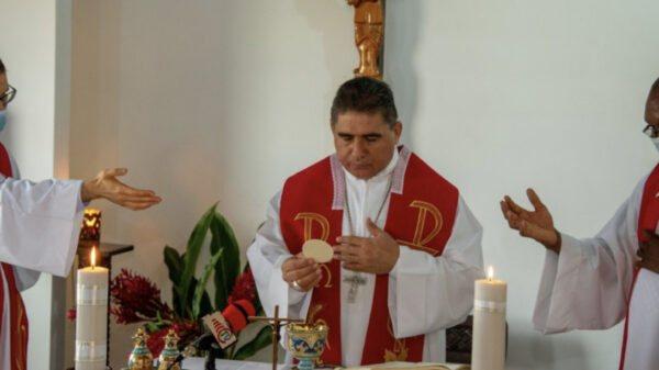 Nomination d'un nouveau nonce apostolique en Haiti