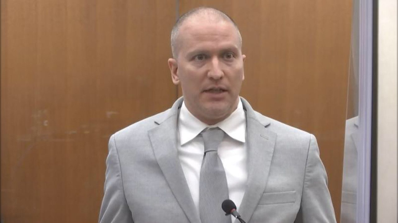 22 ans et demi de prison pour le policier Derek Chauvin pour le meurtre de George Flyod