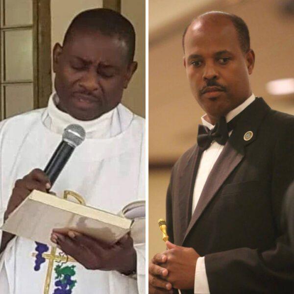 Les prêtres David César et Guy Chrispin sont décédés