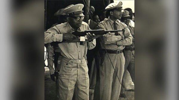 8 Juin 1967: exécution de 19 officiers de l'Armée sous le commandement de François Duvalier lui-même