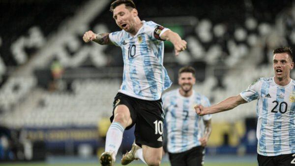 L'Argentine réveillé face à l'Uruguay