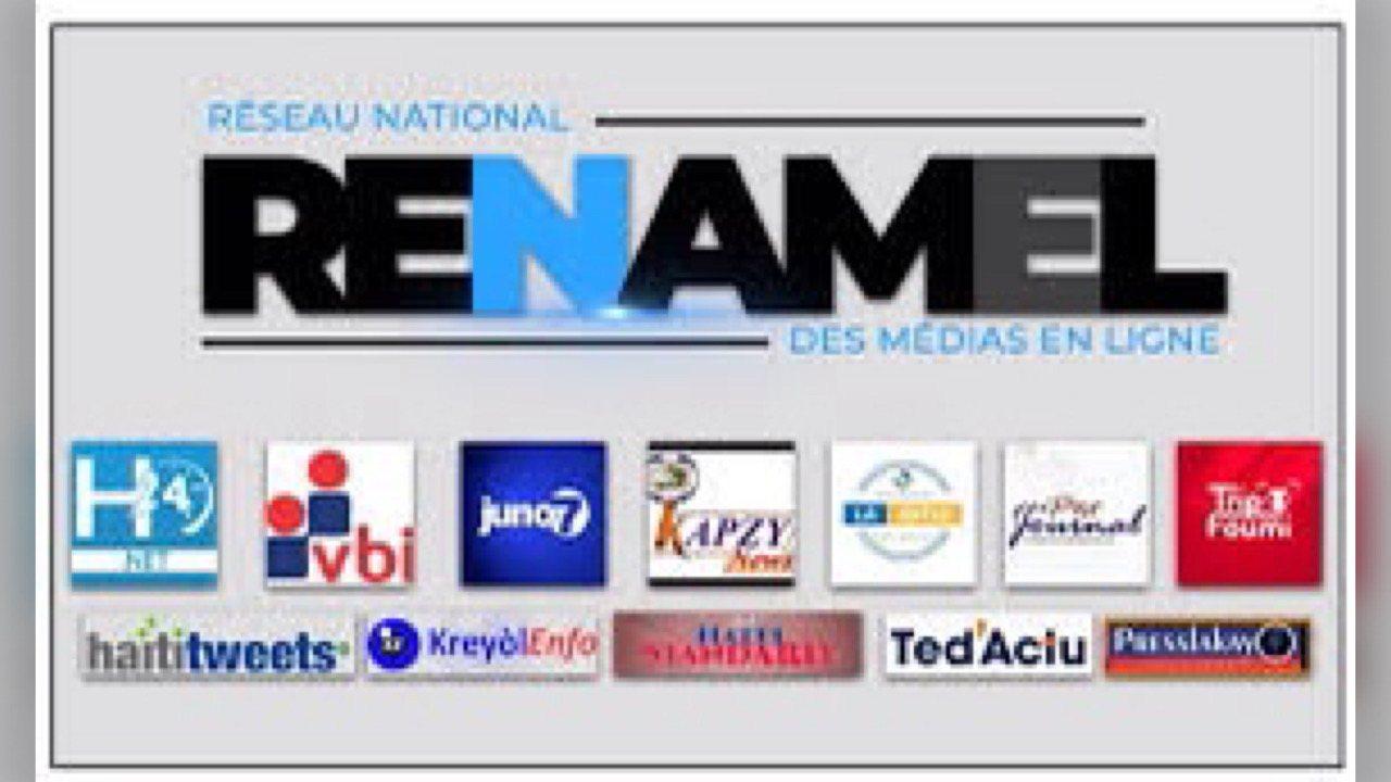 """RENAMEL """"condamne avec la plus grande rigueur"""" l'assassinat du journaliste Diego O. Charles"""