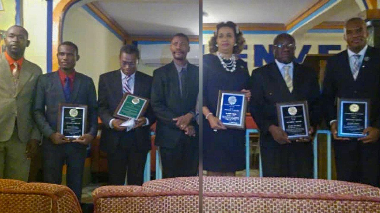 Quinze personnalités honorées par l'association ETECH