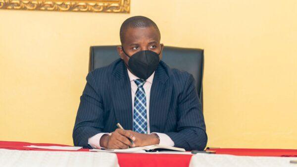 Le PM Claude Joseph a rencontré les agents exécutifs intérimaires de la zone métropolitaine