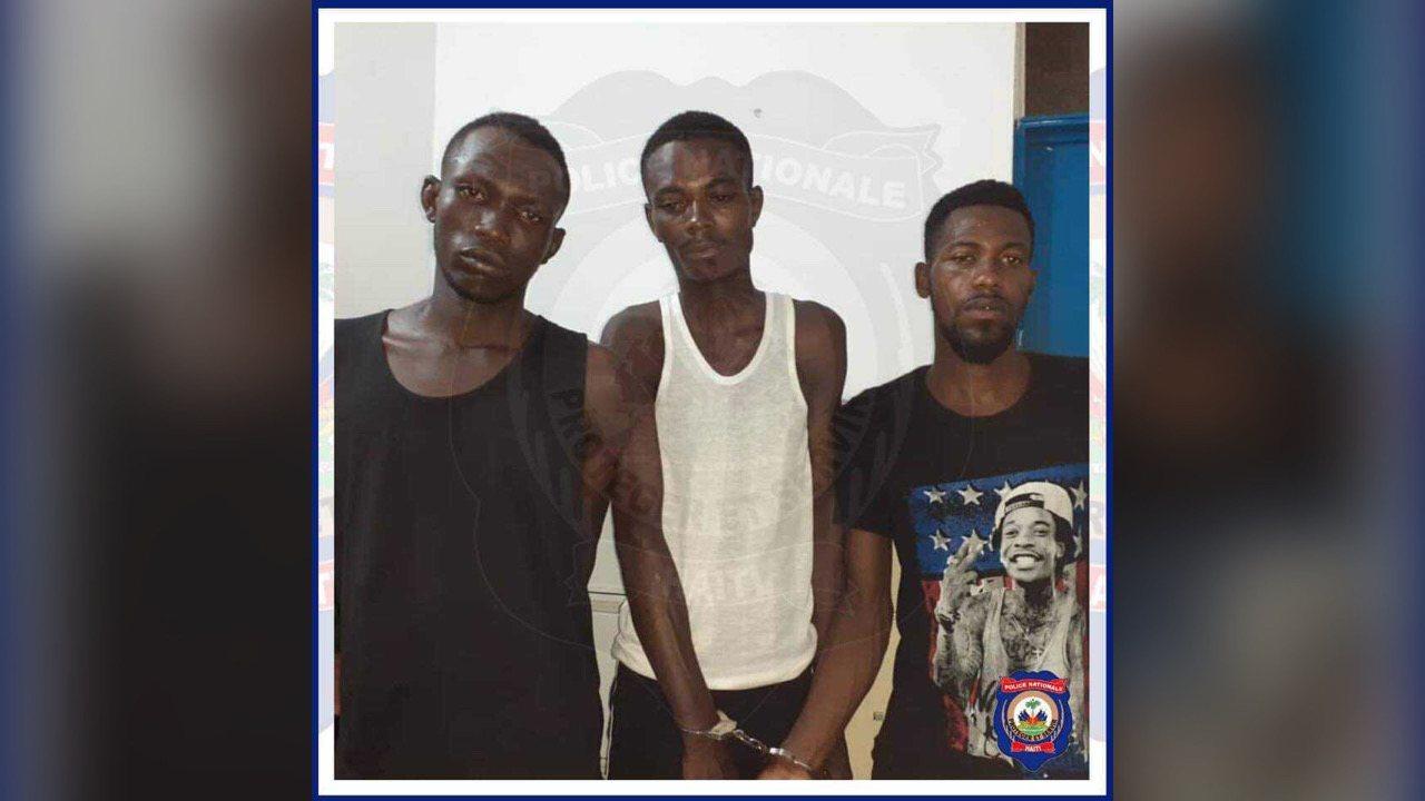 Trois présumés bandits arrêtés à Camp-Perrin pour chantage