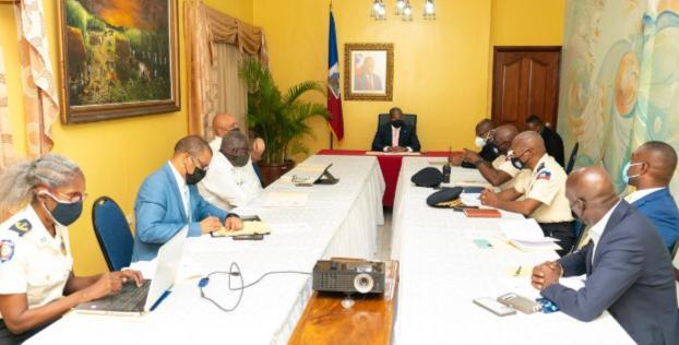 Le Premier ministre a.i organise un CSPN élargi sur la situation sécuritaire du pays