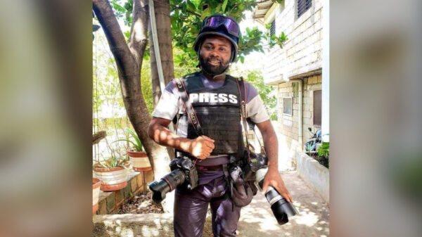 Dieu-Nalio Chery ou le photojournaliste passionné contraint de quitter son pays