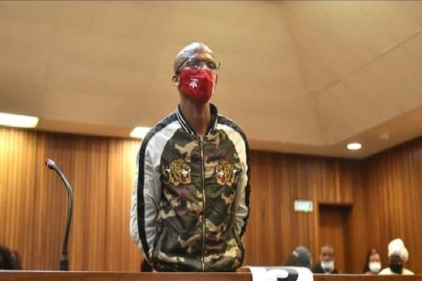 Afrik di Sid: Lajistis kondane yon kadejakè pou li pase 1 088 lane nan prizon