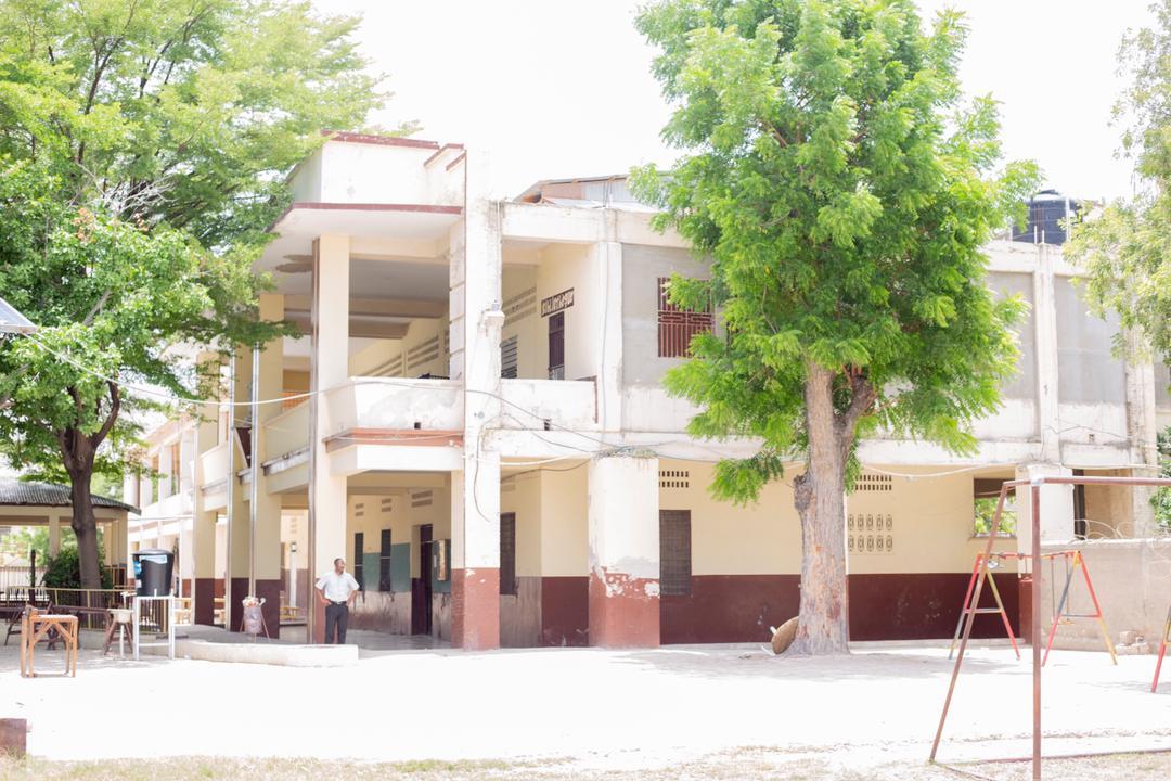 143 bougies pour l'École Nationale Congréganiste Cyr-Guillo, aux Gonaïves
