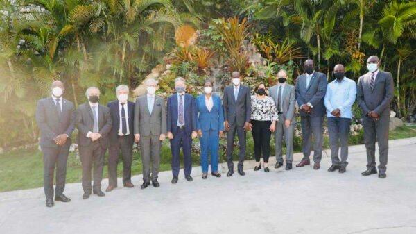 Crise politique: le président Jovenel Moïse a rencontré pour une deuxième fois la mission de l'OEA en Haïti