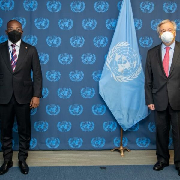 Référendum - élections: Claude Joseph a plaidé sa cause devant le Conseil de Sécurité de l'ONU