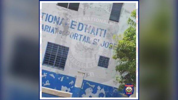 La PNH annonce avoir repris le contrôle du sous Commissariat de St Joseph