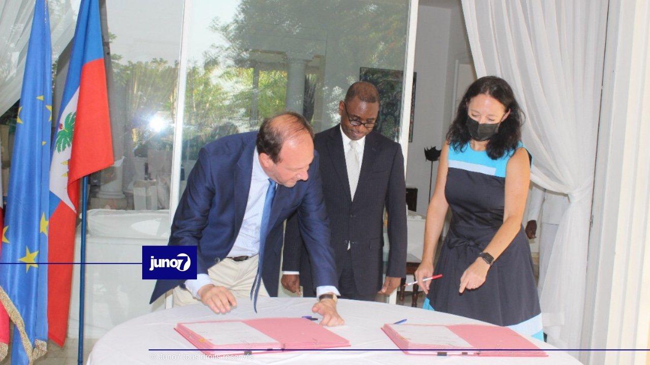 11 millions d'euros pour financer des actions de conservation de la biodiversité en Haïti