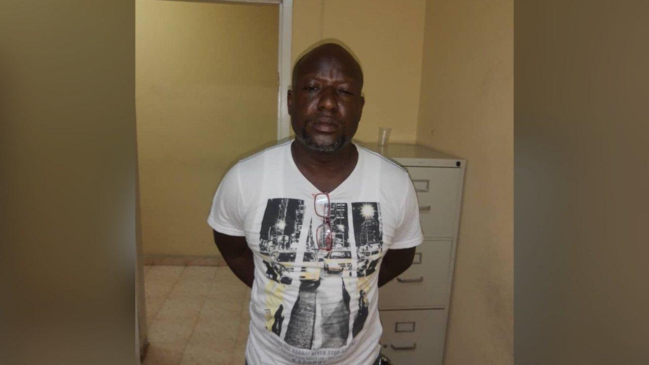 Deronvil Nelson, le ravisseur du docteur Bitar arrêté par la PNH